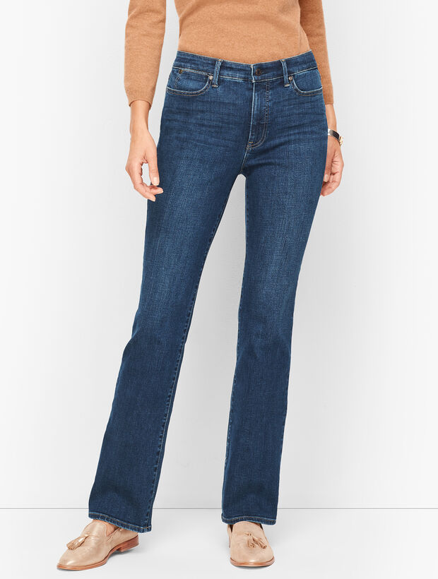 Barely Boot Jeans - Lexington Wash