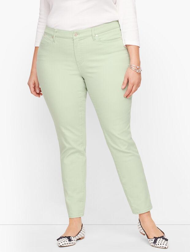 Slim Ankle Jeans - Colors