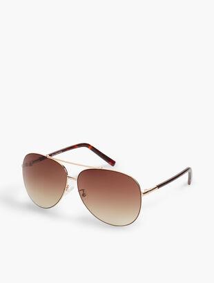 Emerson Aviator Sunglasses