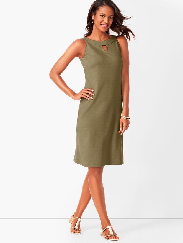 Cotton Audrey Shift Dress
