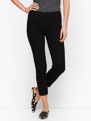 Jegging Crops - Black