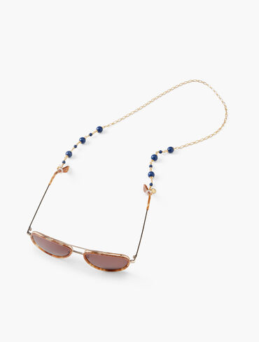 Sunglasses & Face Mask Glass Seed Bead Chain