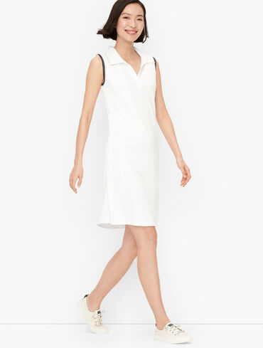 UPF 50+ Cozy Crush Polo Dress
