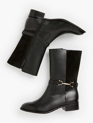 Tish Mid-Calf Boots