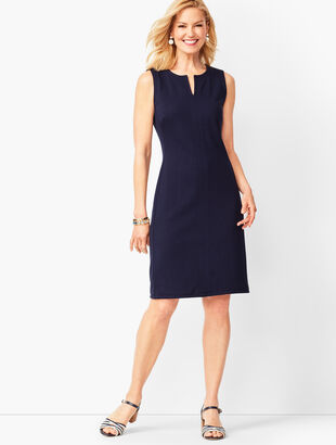 Easy Shift Dress - Solid