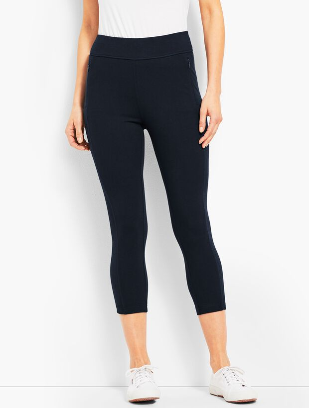 Everyday High-Waist Cropped Legging