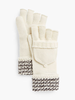 Pop Top Gloves