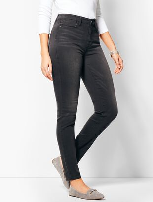 Denim Jegging - Curvy Fit/Steel Grey