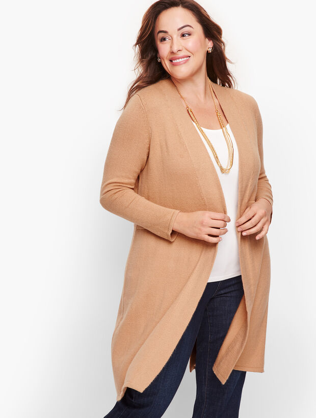 Classic Open Front Duster