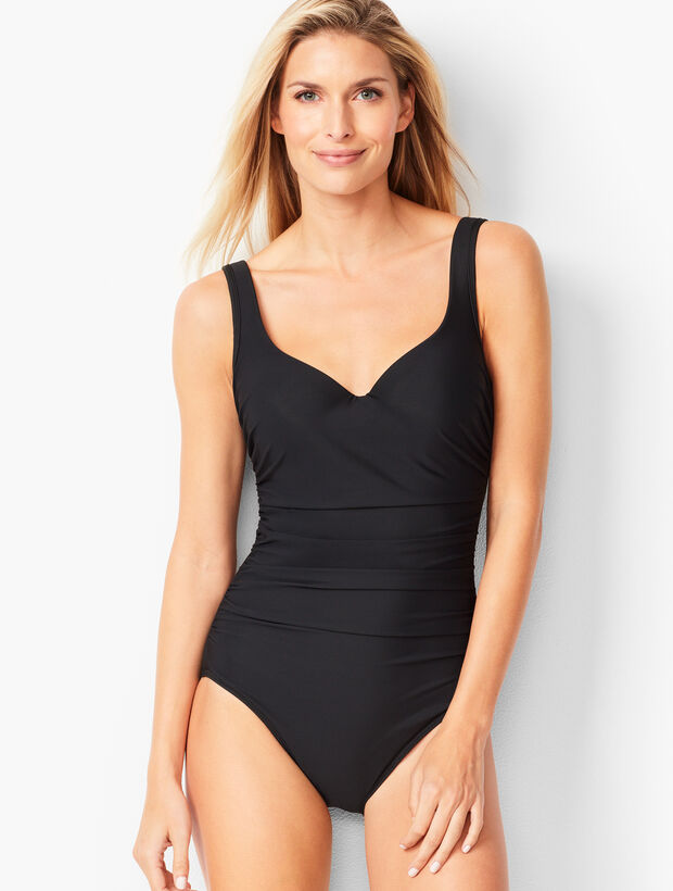 Miraclesuit(R) Amici One-Piece - Solid