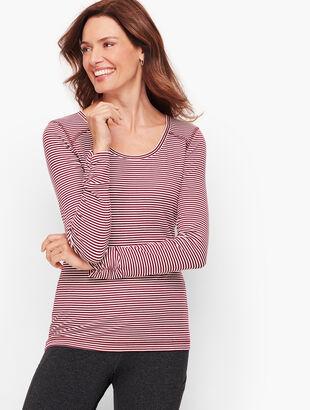 Long Sleeve Tee - Stripe