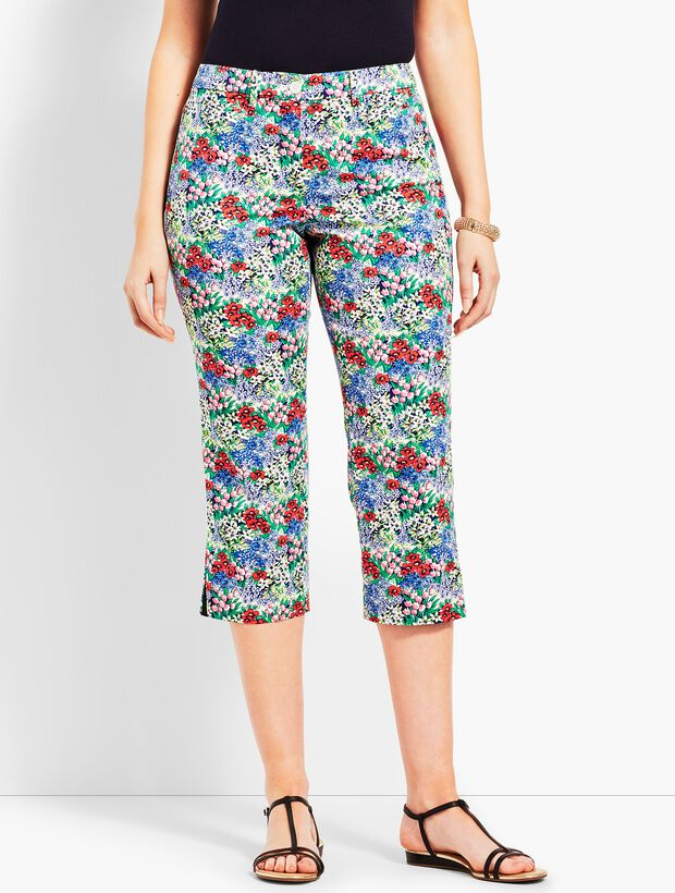 Perfect Skimmer - Curvy Fit/Floral
