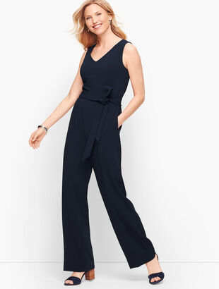 Easy Travel Jumpsuit