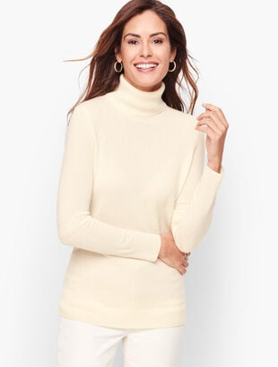Cashmere Perfect Turtleneck