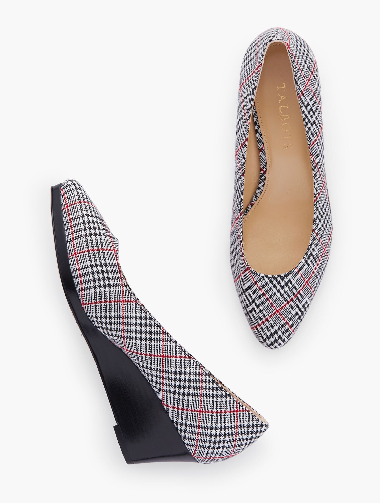 Wide Width Shoes for Women   Talbots