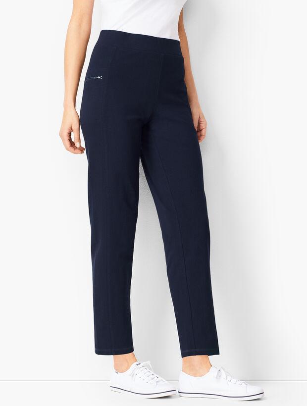 Everyday Angled-Pocket Yoga Pants