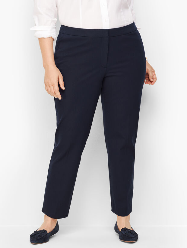 Plus Size Talbots Hampshire Ankle Pants
