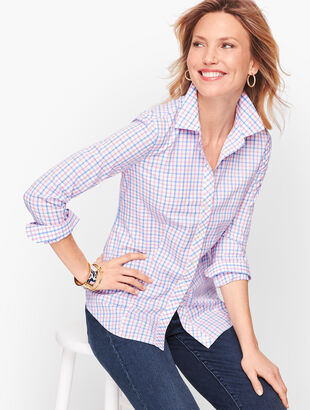 Perfect Shirt - Simple Plaid