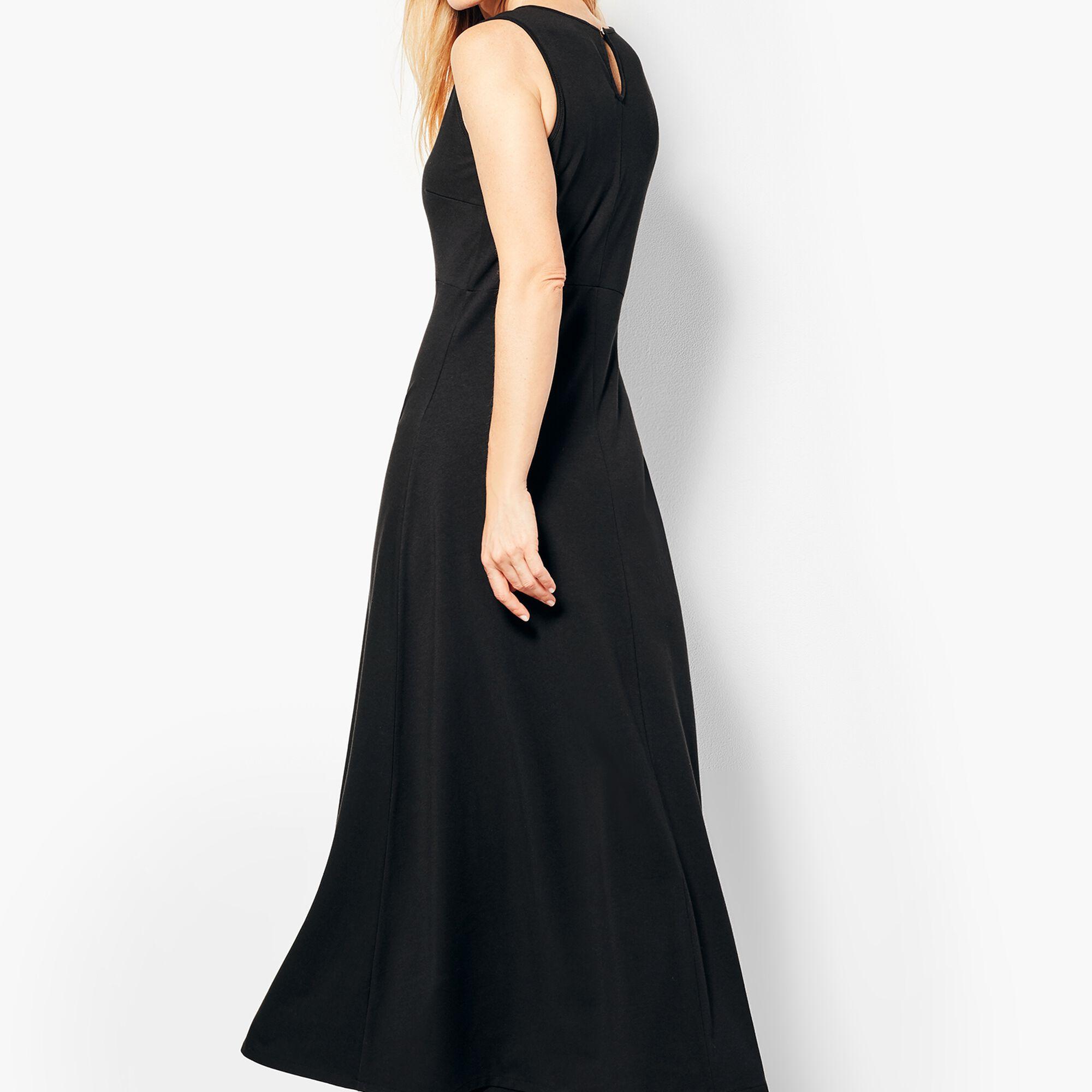 69a8fce3c10 Casual Jersey Maxi Dress