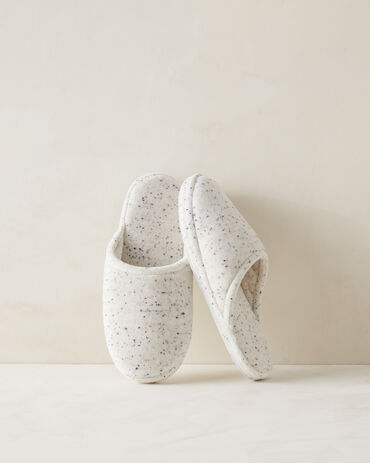 Donegal Velour Slippers