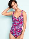 Marina Swim Suit-Pop Paisley