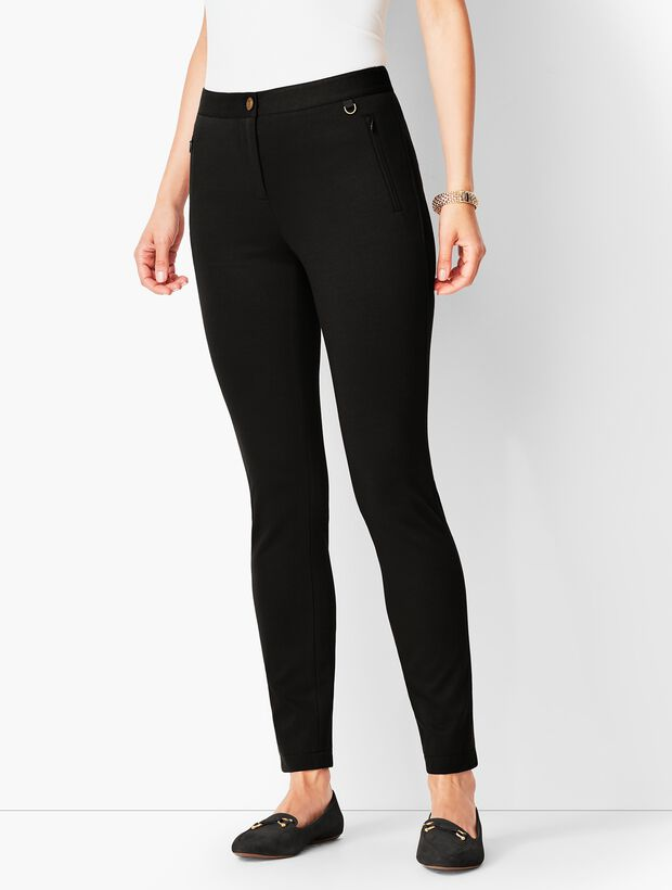 24bb713ef1b Images. Textured Ponte Leggings