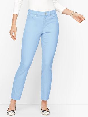 Slim Ankle Jeans - Curvy Fit - Colors