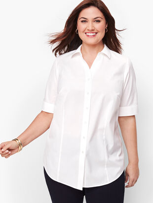 Perfect Shirt - Elbow Length Sleeves