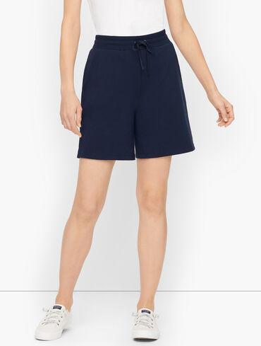 Pima Terry Shorts
