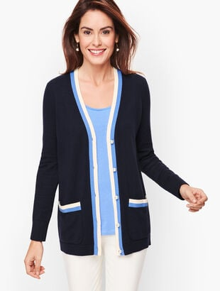 Super soft Tipped Cardigan