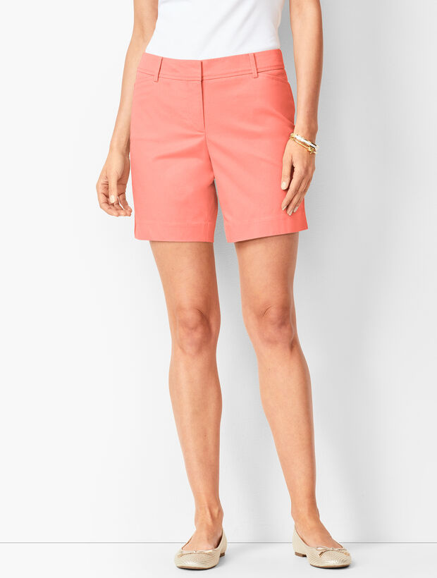 Perfect Mid-Length Shorts