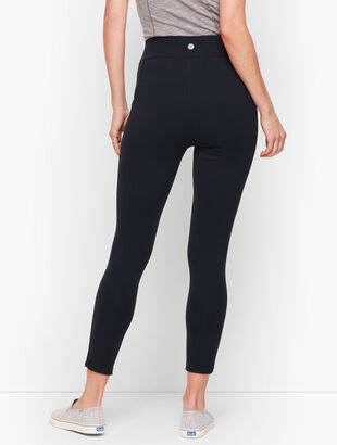 Tech Stretch High Waist Crops