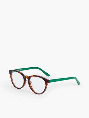Cambridge Reading Glasses-Tortoiseshell