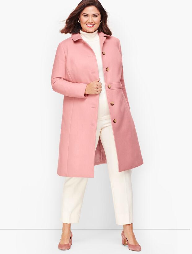 Italian Wool Lady Coat