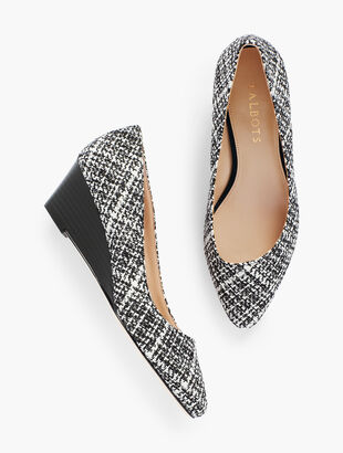 Laney Asymmetrical Wedges - Boucle