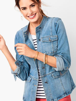 Lightweight Jean Jacket