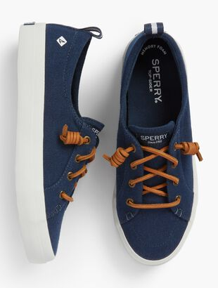 Sperry(R) Crest Vibe Sneakers - Solid