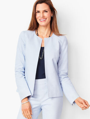 Biscay Open-Front Jacket