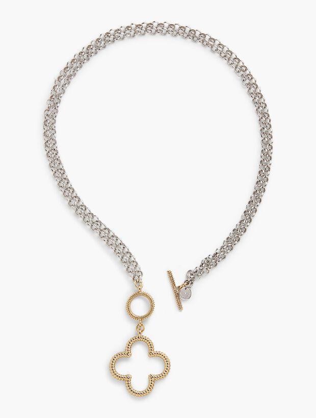Convertible Clover Necklace