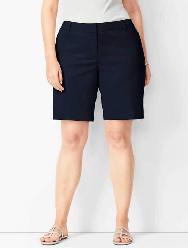 "10 1/2"" Perfect Shorts - Curvy Fit"
