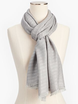 Textured Sparkle Scarf