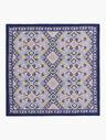 Tiles Silk Square Scarf