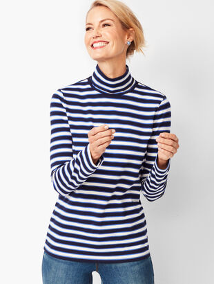 Turtleneck - Sail Stripe