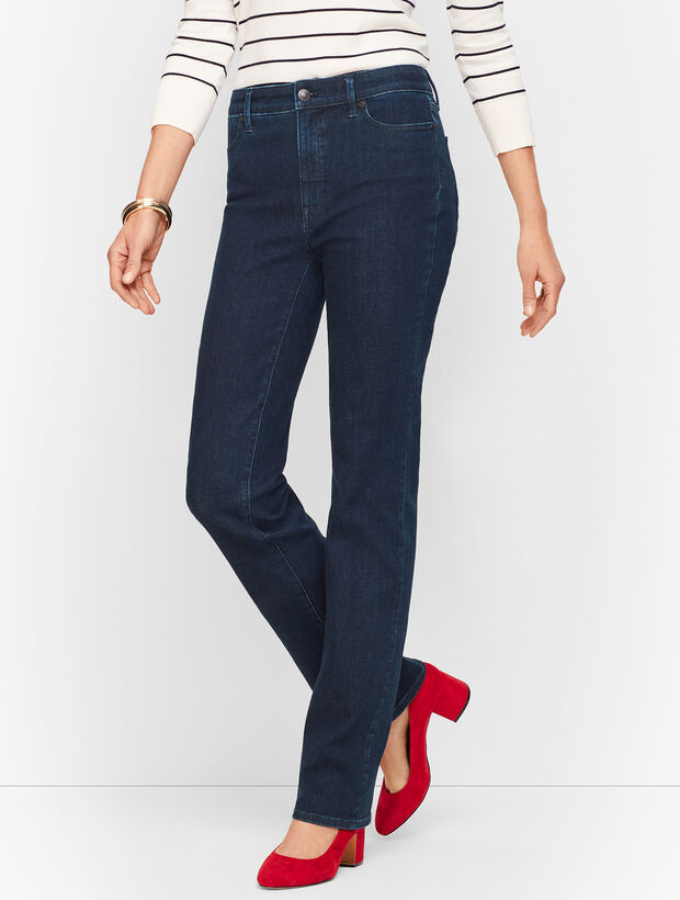 Barely Boot Jeans - Simple Marco Wash