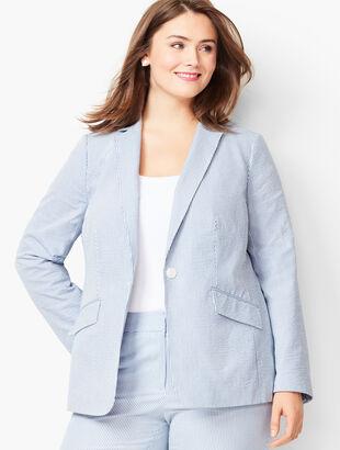 Plus Size Women\'s Suits | Talbots