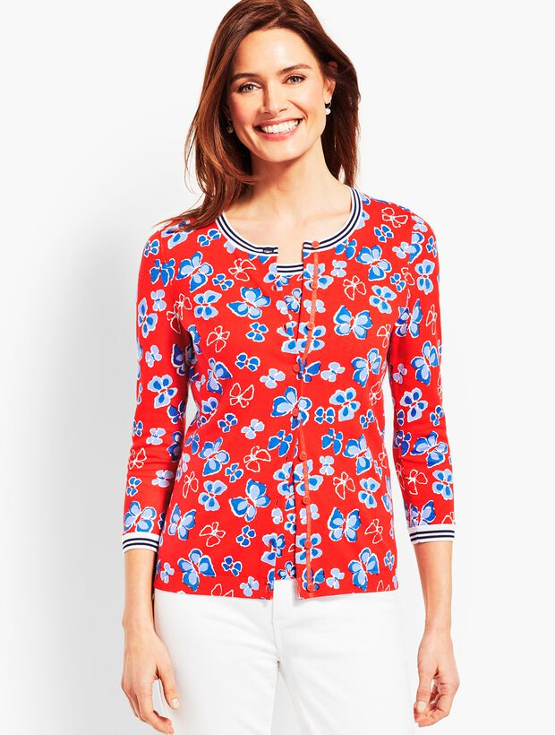 Butterfly Charming Cardigan