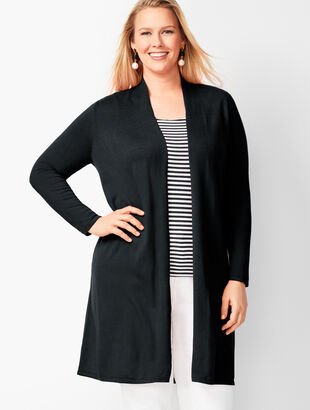 Open-Front Duster