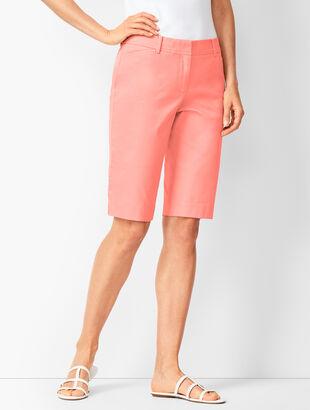 Perfect Longer-Length Shorts