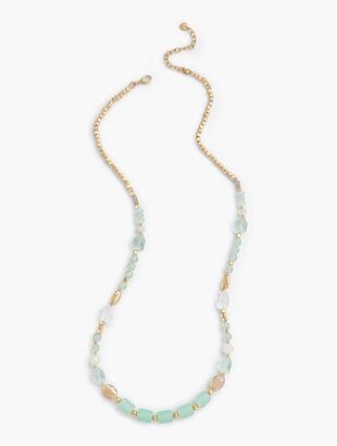 Beachcomber Long Necklace