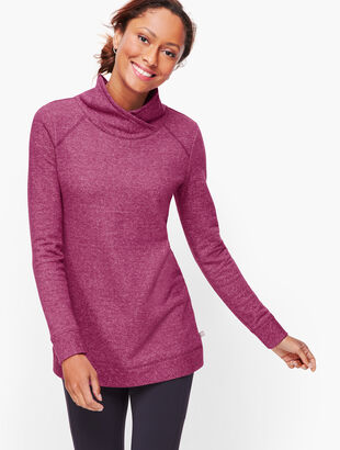 Plush Fleece Pullover